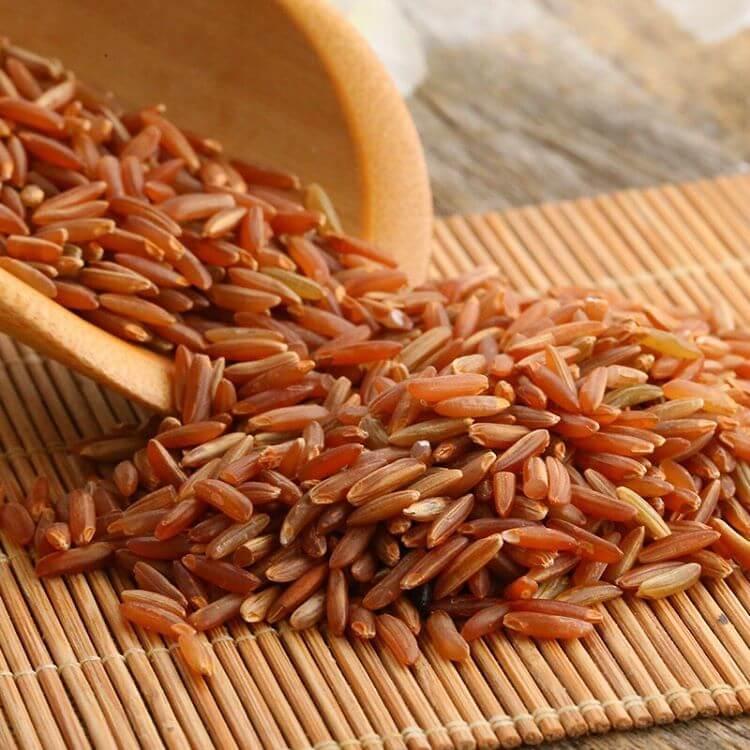 Gạo lứt tím - nguyên liệu quý cho sức khỏe