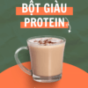 Bột GYM giàu protein