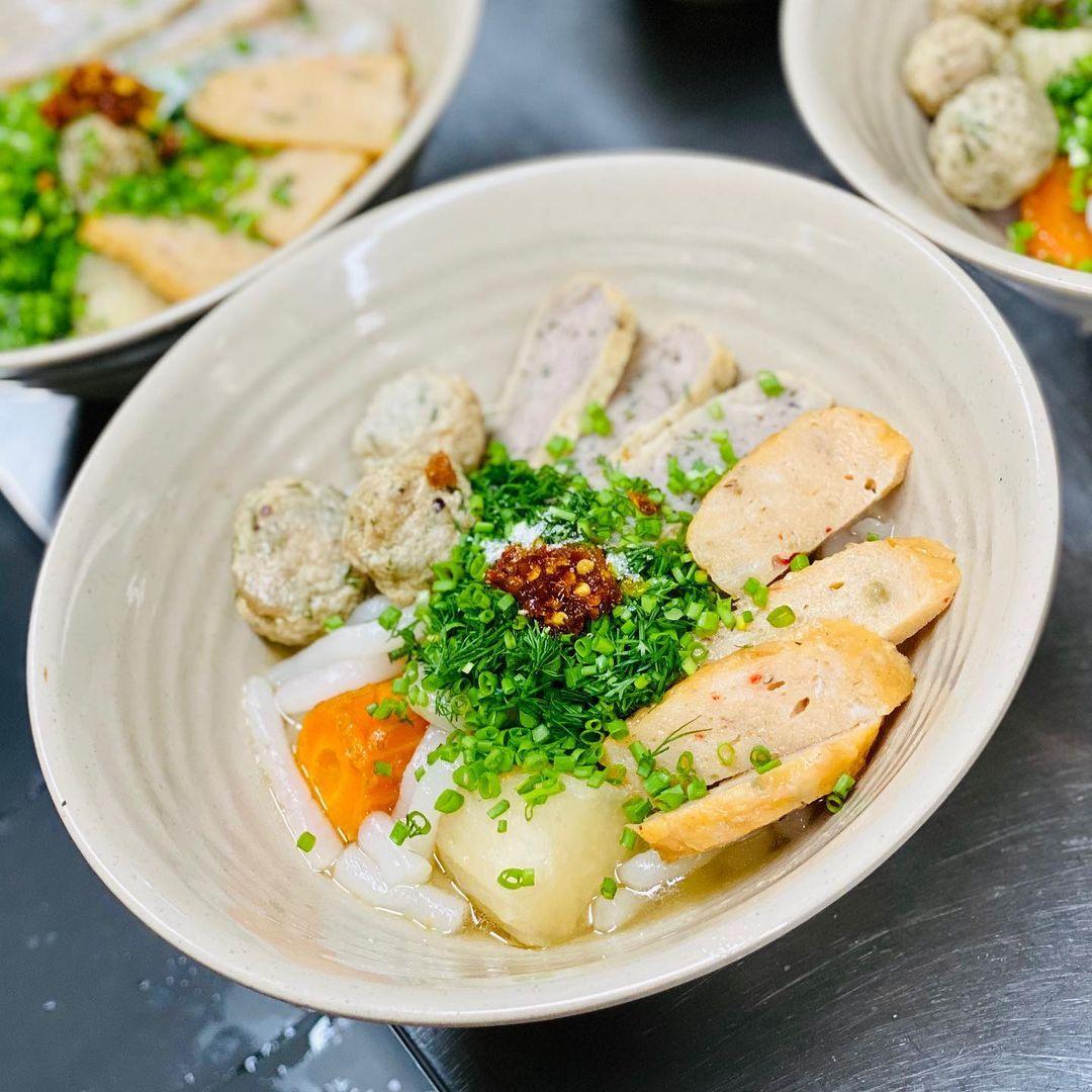Bánh canh chả cá (Ảnh: elintran25)