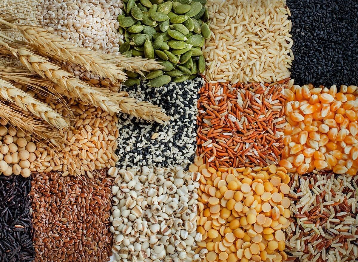 Bột ngũ cốc giàu protein làm từ các loại hạt